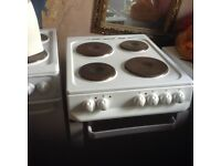 Electric cooker,fan oven,£85.00