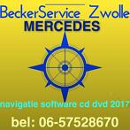 Mercedes Audio 50 Aps Navigatie updates CD/DVD s Comand 2017