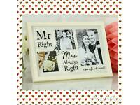 Always Right Collage Frame 📷