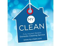 Cleaners Required. £9ph. Fast Growing, Friendly, Domestic Cleaning Company