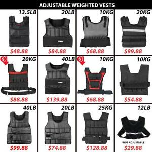 Bodyweight | Tko | Heavy | Training | Spri | Nylon | Weighted | Vest | Vests | Weight