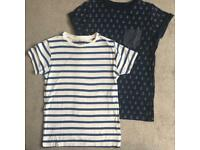 T-shirts age 7/8 from Next