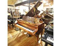 Bechstein Model C Boudoir Grand Piano Mahogany Polyester By Sherwood Phoenix