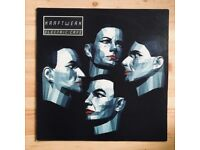 "Kraftwerk Electric Cafe 12"" Vinyl LP 2014 Reissue EMI Electrola"