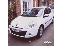 Renault Clio 1.6 Automatic. 17175 miles Only! Just serviced! Great car.
