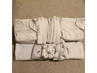 Motherease nappies, wraps and liners