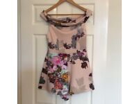 Asos play suit size 10