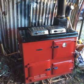 Rayburn farmhouse cooker / heating