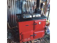 Rayburn farmhouse cooker / heating