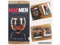 Mad Men DVD Boxsets Seasons 1-4