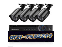 cctv camera system supplied and day night ir vision
