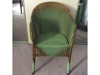 Original Lloyd Loom 1930s chair