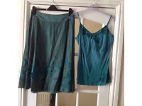SKIRT AND TOP FROM MONSOON