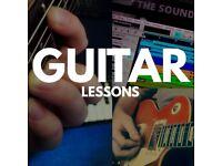 🎸Guitar Lessons - Pop, Blues, Rock. Acoustic, Electric. Low Price & Flexible Times
