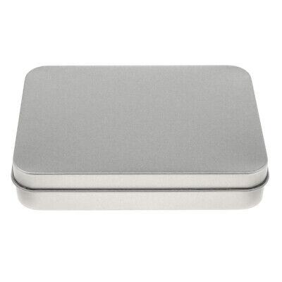 Kleine Metalldose mit Deckel Geschenkverpackung Tragbar Metallbox aus (Kleine Geschenk-boxen Mit Deckel)