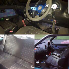 Citroën Saxo VTR interior fits peugeot 106 & ax