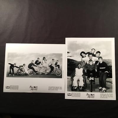 2 Malcolm In The Middle Bryan Cranston Vintage TV Still Photo Lot A24