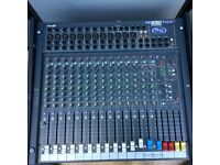 SOUNDCRAFT SX SPIRIT FOLIO
