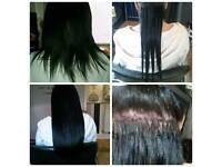 J.L.P hair transformations