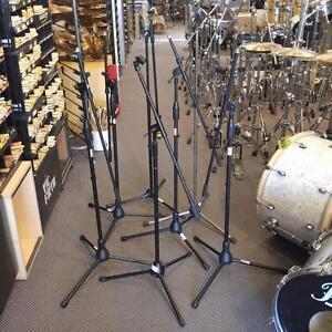 Trépieds pour microphone stands - usagés/used