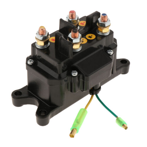 Winch Relay Contactor-12V DC Contactor Switch Universal Replacement