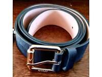 Men's Gucci Snake Belt