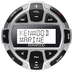 add a Kenwood KCA-RC55MR Marine Remote Control Head w/LED Display
