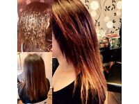 Mobile hairdresser in central London with 15 years experience
