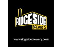 Brewery and Sales Manager