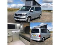 VW Transporter T6 T5 highline camper van high spec new conversion
