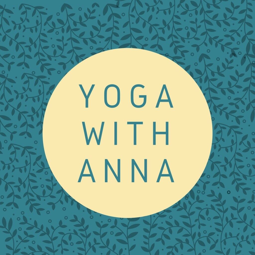 Yoga with Anna - Flow Yoga Classes at Manor House Library. Accessible Yoga For Everyone.