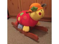 Mamas & Papas Lotty Ladybird Ride-On Rocker