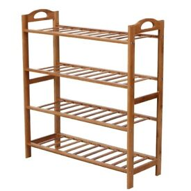 Bamboo Shoe Rack for Sale