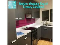 END OF TENANCY and EXTREME CLEANING - local, friendly, flexible, honest, reliable and hardworking!