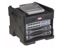 SKB portable Mini Gig Rig for mixers and rack gear
