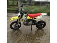 Brand new rfz/lmx 125cc pitbikes