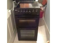 Slim fit electric cooker 18 months old available now