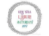 Kids Yoga Classes Lisburn