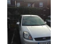 Ford Fiesta 2006 1.4 3 door hatchback
