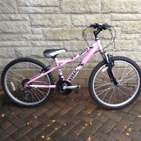 Dawes bike girls suit 9-12 years