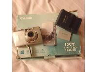 Canon IXY digital 800 is-spares or repairs