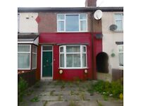 *Private parking* 3 bed family home in Liverpool