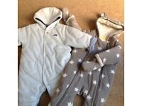 Baby clothes aged 0 to 3 baby suit / all in one