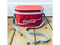 Coca Cola, Vintage 1991, Lunch Cool Bag