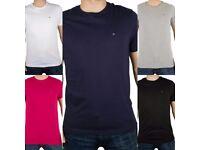 Hilfiger Denim Mens Crew Neck Tshirt for Wholesale Only