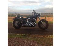 Harley Davidson softail slim 103