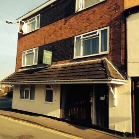 Large 1 bed flat, close to Stafford town centre, Newly refurbished, Working persons only £475 PCM