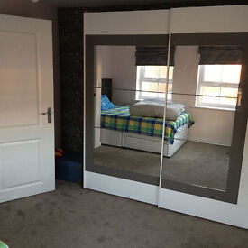 Spacious double room in Shirley / Solihull