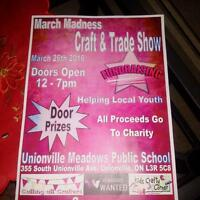 Vendors Wanted for Craft and Trade Show
