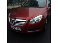 VAUXHALL INSIGNIA RED 2.0 EXCLUSIVE CDTI 160BHP